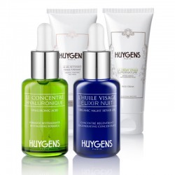 Anti-aging routine for combination and oily skin types