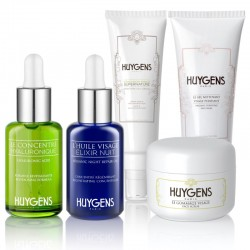 Routine for normal skin types