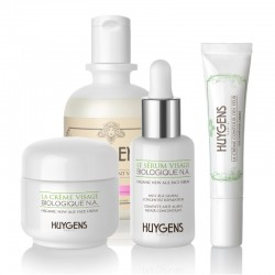 Anti-aging routine for dry...