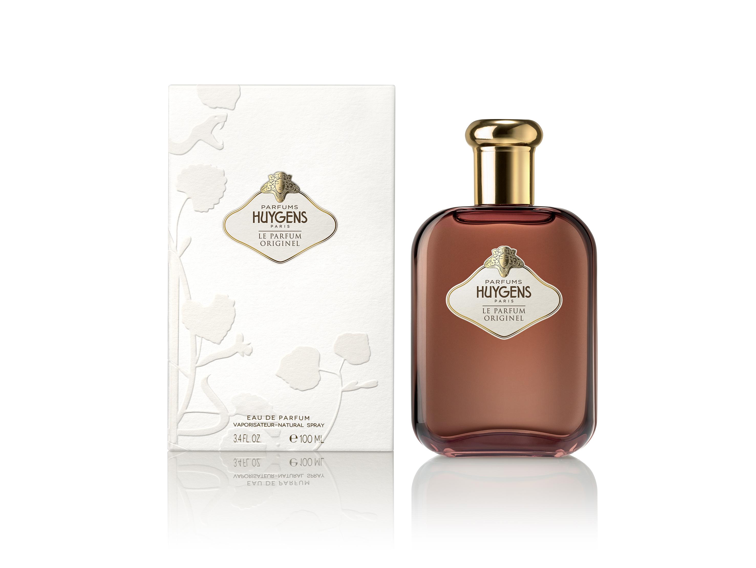 Discover the The Original Perfume Huygens