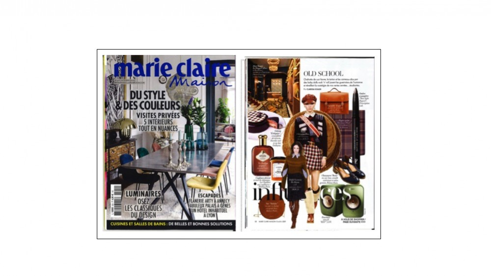 The Originel Perfume in Marie Claire Maison