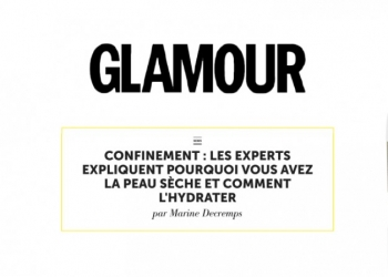 The Body Cream Lavande d'Huygens in Glamour